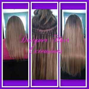 Fusion Hair Extension Installation  $1 per strand Kitchener / Waterloo Kitchener Area image 8