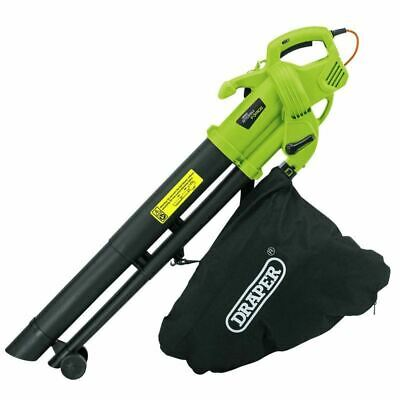 Draper Storm Force 3000W 230V Garden Vacuum / Blower / Mulcher 82104