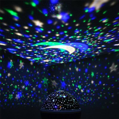 Constellation Night Light Rotating Led Starry Sky Star Projector Cosmos Master