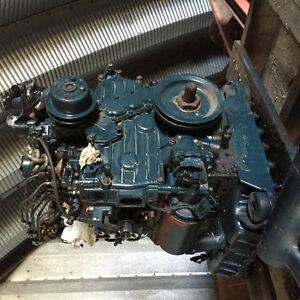 2300 Kubota Diesel engine for parts
