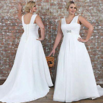 Brautkleid Hochzeitskleid Kleid mollige Braut Umstandskleid schwangere BC513W 42