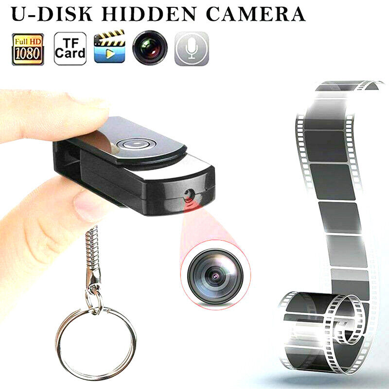 32GB FULL HD SPY WANZE REKORDER ACTION CAM MINI KLEINE VERSTECKTE KEY KAMERA A56