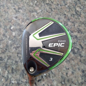 New Callaway EPIC 3 Wood for sale