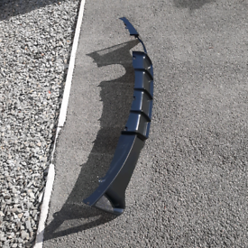 PERFORMANCE REAR DIFFUSER FOR BMW 4 SERIES F32 BLACK
