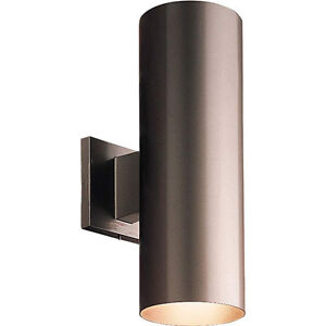2 new- 2 cylinder outdoor wall sconce lights.  $130 for both!!!