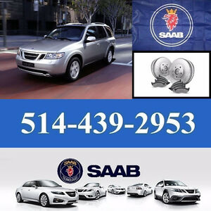 Saab 9-7 ■ Brakes and Rotors - Freins et Disques