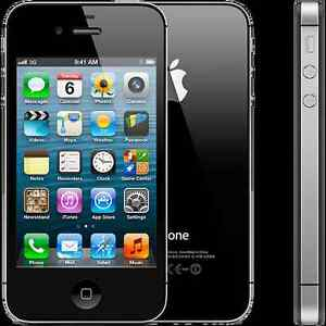 iPhone 4S, 16 GB, black - Excellent condition
