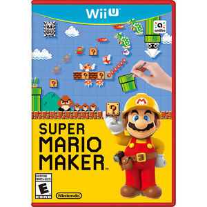 Mario Maker for Wii U