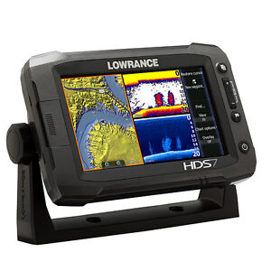 Lowrance-HDS-7-Gen-2-TOUCH-Multi-Function-Fish-Finder-Chart-Plotter
