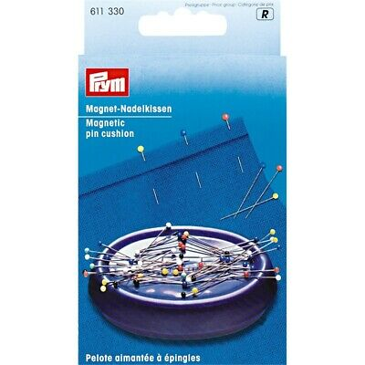 Prym Magnet-Nadelkissen, Nadelkissen magnetisch, Prym 611330 - Magnet