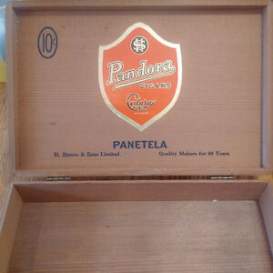 Collectors Wood Box