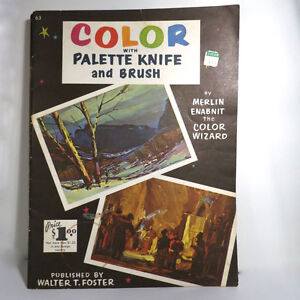 Lot 5 How to Paint Books Walter Foster #15, 52,63,66, 67 Portrai Kitchener / Waterloo Kitchener Area image 5
