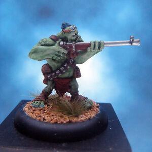 Painted-Privateer-Press-Miniature-Hordes-Trollbloods-Pyg-Bushwhacker-III