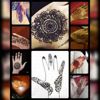 Mehndi / Henna artist