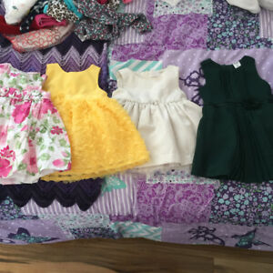 3-6months baby girl clothing lot