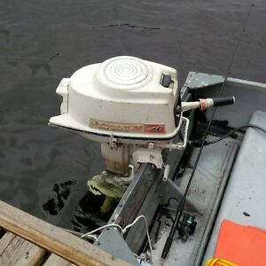 Johnson 18 hp Outboard Motor