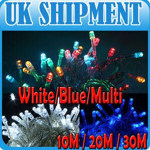 100-200-300-LED-Christmas-Party-Wedding-String-Fairy-Tree-Lights-10M-20M-30M