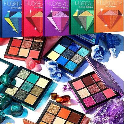 Limited Edition Eye Shadow Paletten (HUDA Fashion Beauty Eyeshadow Lidschatten Palette Limited Edition Begrenzte +Box)
