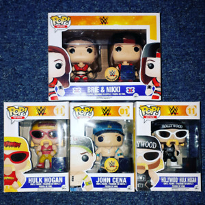 Funko Pop! WWE, Bobbleheads, Wrestling, Toys, Action Figures