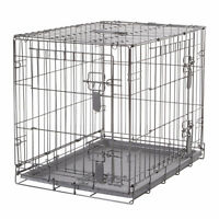 Dogit 2-Door Wire Home Crate with Divider