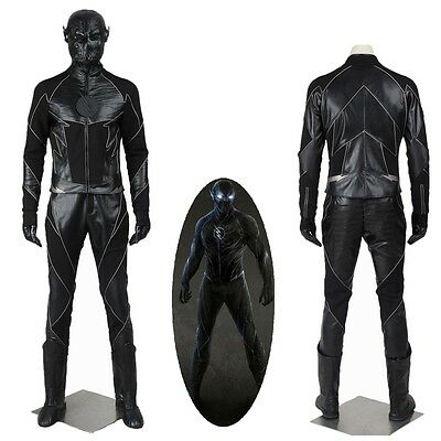 New Hunter The Flash Zolomon Zoom Cosplay Costume Full Set