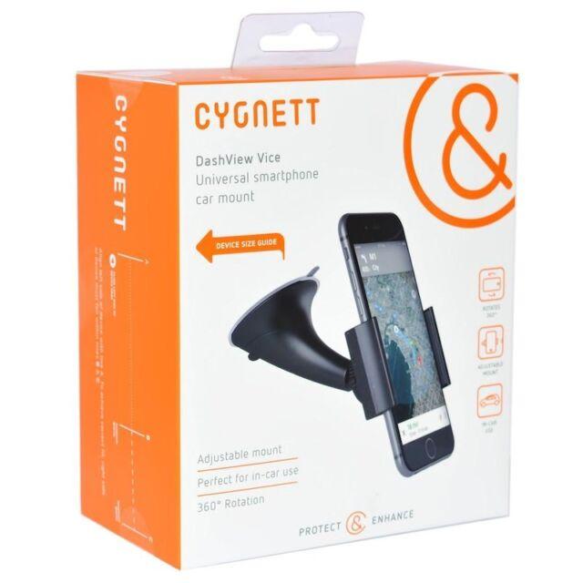 Cygnett DashView Universal Car Phone Holder iPhone 4 5S 5 SE 6 7 S5 S6 S7 Edge