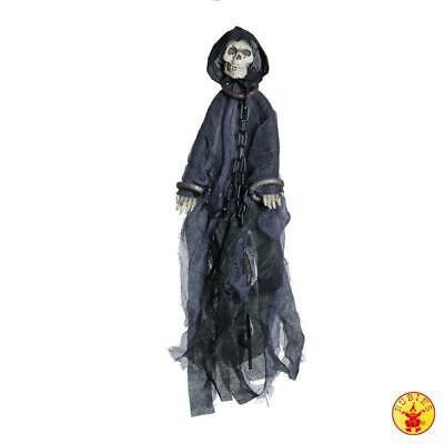 ANT Halloween Dekofigur Deko Figur Geist Ghoul Skelett zum aufhängen o Stecken