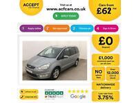 Ford Galaxy 2.0TDCi Zetec FINANCE OFFER FROM £62 PER WEEK!