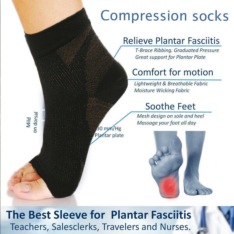 Copper Ankle Support Pain Relief