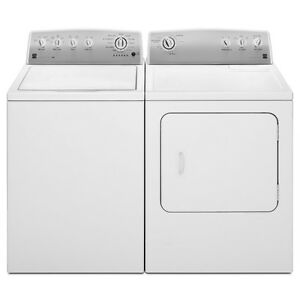 Brand new washer and dryer at a discount price
