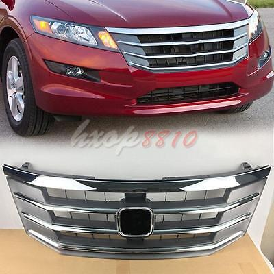 Front Grill Grille Original Version Replace for Honda Crosstour 2009-2012