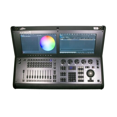 High End Systems Full Boar 4 Lighting Console in Keal Road Case