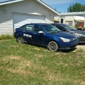 2009 Ford Focus - wanting a new metalhead
