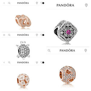 IF YOU HAVE ANY OF THESE PANDORA CHARMS. I'M WILLING TO BUY ASAP