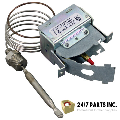ROBERTSHAW 440F HIGH LIMIT SAFETY THERMOSTAT for  (CECILWARE) LCHM240360000