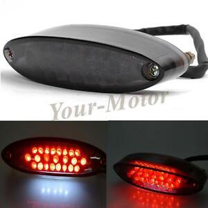 28 LEDs MOTORCYCLE MOTORBIKE REAR TAIL BACK BRAKE LED LIGHT Universal Waterproof