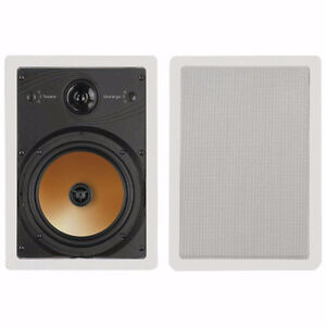 Bic America in-wall speakers - BRAND NEW - $130