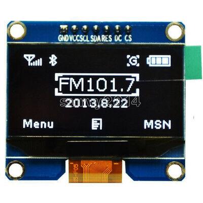 1.54 White Spi Oled Lcd Led Display Module Spi For Arduino Avr Stm32 8051