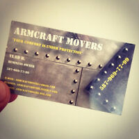 Armcraft Movers/Trusted Calgary Movers/Moving Helpers