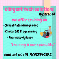 Career oriented training programme by clingent tech solutions