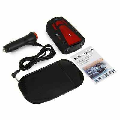 Car Anti-Pulisya V7 Cobra 16 Band 360 GPS Camera Laser Radar Detector Voice Alert