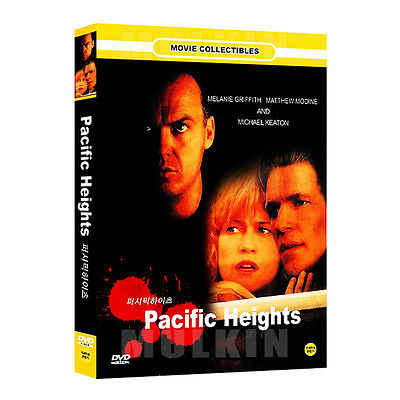 Pacific Heights (1990) DVD - John Schlesinger, Michael Keaton
