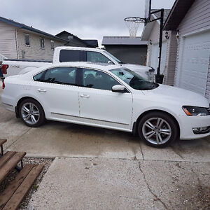 2015*VW*Passat*Turbo*Diesel*Almost*New*Might*Trade*Lloydminster
