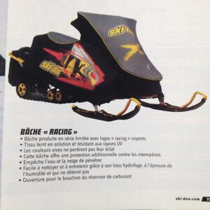 TOILE SKI-DOO REV-XP - GRADE RACING