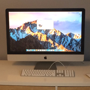 iMac 27-inch Late 2009 Excellent condition