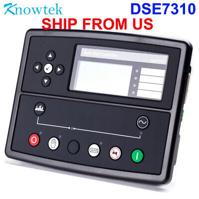 Generator Auto Controller Dse7310 Replace Dse 7310 For Genset Control Module