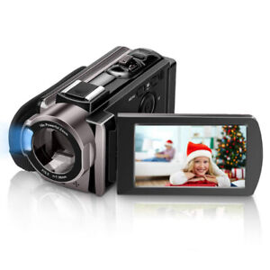 Kenuo Video Camera | 1080p | 24MP | 16x Digital Zoom |