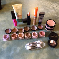 Makeup- Smashbox, CoverGirl, Avon, etc & Hair products