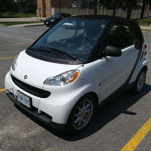 2008 Mercedes Smart Fortwo Coupe (2 door) with Safety