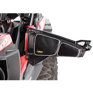 RZR Front Upper Door Bag Set